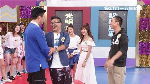 徐乃麟、王宇婕、浩子、沈玉琳圖/華視提供