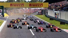 F1賽車(圖/翻攝網路)