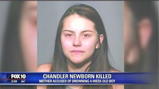 美國,母親,殺子,男嬰(圖/翻攝自YouTube)