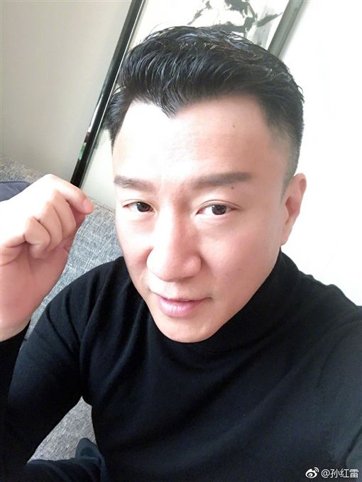 孫紅雷(圖/微博)