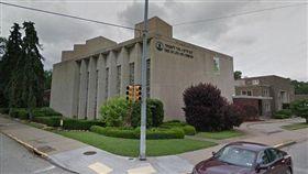 匹茲堡,槍擊,教堂,開槍,美國, 圖/翻攝自Google Map