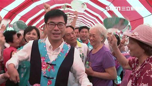 陳其邁力拼造勢晚會 揭韓國瑜黑歷史