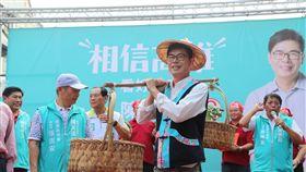 陳其邁,造勢,選舉,高雄,市長,客家 圖/陳其邁競選辦公室提供