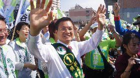 魏明谷競選總部成立