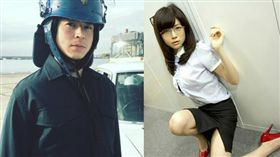 日媒報導25歲的男星菅谷哲也涉嫌性侵未遂寫真女星A女。(組合圖/翻攝自菅谷哲也IG)