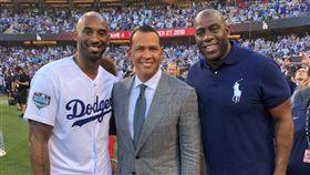 是杜蘭特嗎?魔術強森承諾明年添巨星 NBA,洛杉磯湖人,Magic Johnson,金州勇士,Kevin Durant 翻攝自推特