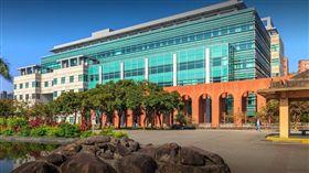 新北,中和,圖書館,新北市中和區國立台灣圖書館(圖/翻攝google)