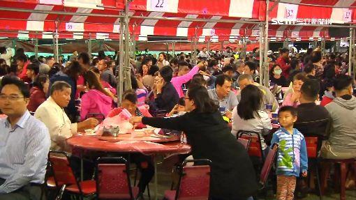 鹿港小吃宴29道菜三千元 30秒百桌完售!辦桌、流水席