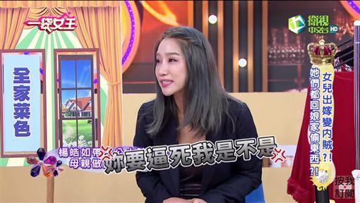 楊皓如、楊皓如上一袋女王 圖/翻攝自臉書、YouTube