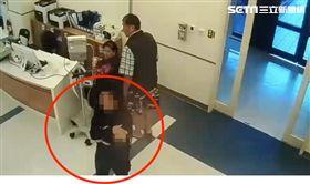 猝死,女嬰,急診室,拘留室,監視器,吳姓婦人,宜蘭,