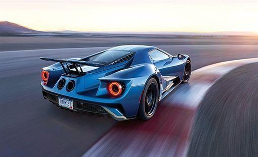Ford GT(圖/翻攝網路)