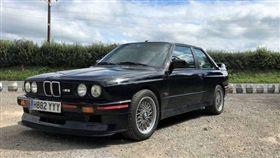 BMW E30 M3 Sport Evolution(圖/翻攝網路)