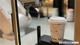 無人咖啡店,無人咖啡,消費,京站。(圖/記者馮珮汶攝)