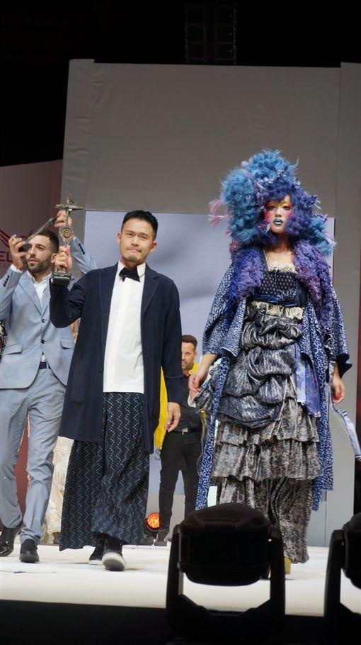 奪「美髮界奧斯卡」冠軍,台灣髮型師唐威讓世界看見台灣,台灣之光(唐威提供)