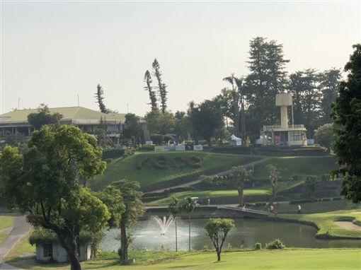 高雄高爾夫俱樂部是南台灣歷史最悠久的高球場。(圖/TSPGA提供)