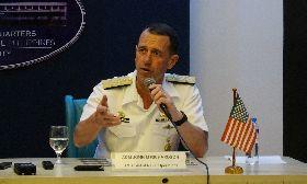 美國海軍上將李察遜