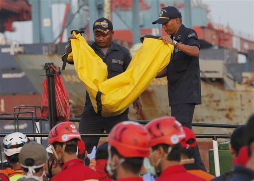 印尼獅子航空(Lion Air)客機失事墜落爪哇島北部外海(圖/翻攝自推特)