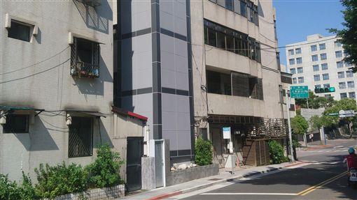 公寓裝電梯。(圖/台北市都更處提供) ID-1615178