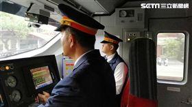 普悠瑪,台鐵,駕駛助理,學習司機員,/台鐵局提供