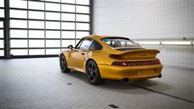 復刻版Porsche 993 Turbo S。(圖/翻攝網站)