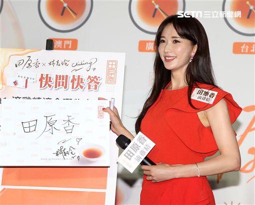林志玲 圖/記者邱榮吉攝影