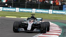 Mercedes-AMG Petronas Motorsport的年度車隊冠軍近在眼前。(圖/Mercedes-Benz提供)