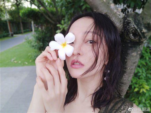 張韶涵/翻攝自張韶涵微博