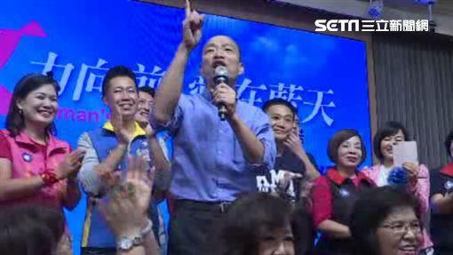 高雄市長候選人韓國瑜。