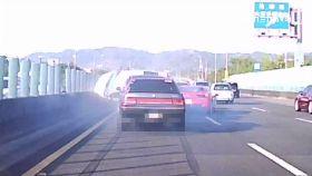 國道五連撞1800
