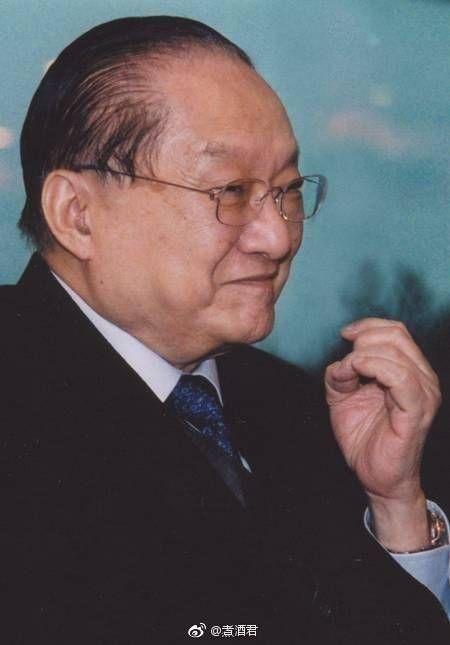 金庸傳出過世,想耆壽94歲。(圖/翻攝自微博)