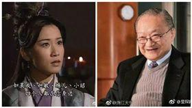 佘詩曼 圖/翻攝自微博