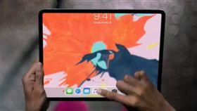 蘋果 iPad Pro 翻攝影片
