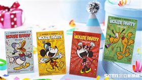 米奇90週年,香港迪士尼,米奇,迪士尼。(圖/樂園提供)