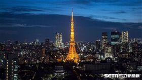 東京,東京鐵塔,日本,澳門。(圖/Klook提供)