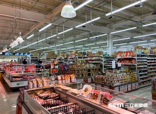 智慧超市,日本智能超市,TRAIL,自助結帳。(圖/記者馮珮汶攝)