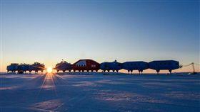 南極,喬治王島,科研基地,科學家,劇透,殺人,謀殺, 圖/翻攝自推特 (喬治王島科研基地) https://goo.gl/YXXt9Z