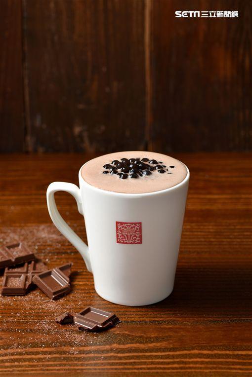 春水堂,珍珠奶茶,巧克力奶茶,熱巧克力珍珠鮮奶茶,女高中生