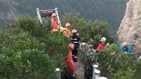 又見「自拍死」 陸男為拍照…墜88公尺山崖慘亡