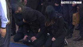 普悠瑪罹難者聯合公祭 司機尤振仲下跪痛哭