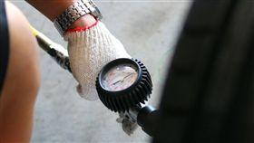 胎壓偵測(圖/車訊網)