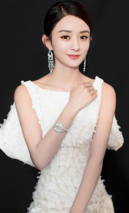 林依晨、陳妍希、趙麗穎/微博