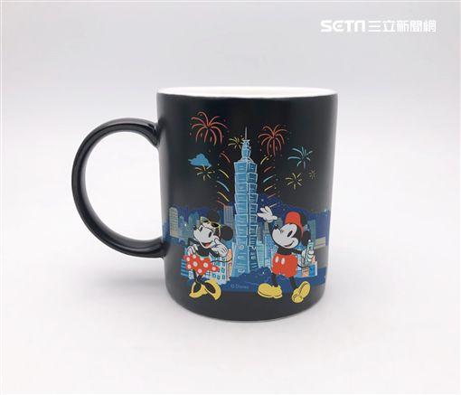 米奇,米奇趣遊台北,彩繪列車了,觀傳局,桌曆,馬克杯