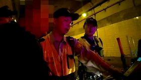 台北,郭宗坤,酒駕,公共危險。翻攝畫面