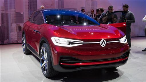 VW I.D. Crozz(圖/翻攝網路)