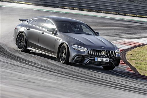 Mercedes-AMG GT 63 S 4Matic+(圖/翻攝網路)