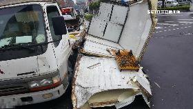 文 拖板掃貨車1700