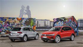 Volkswagen Tiguan。(圖/Volkswagen提供)