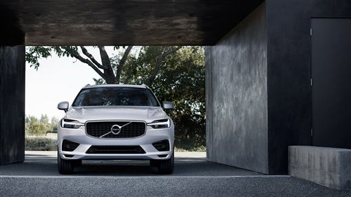 The New Volvo XC60。(圖/VOLVO提供)
