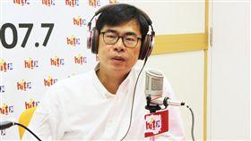 陳其邁 圖/Hit Fm《蔻蔻早餐》製作單位提供