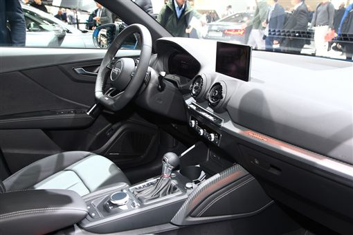 Audi SQ2(圖/車訊網)
